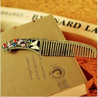 Hair Styling Tools Vintage Women's Hair Comb Brand New Retro