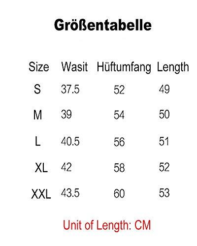 Di Pantaloncini Uomo Solidi 3 Lino Elastica Vita A Easy Pantaloni Abbigliamento Dunkelgrau L'estate Festivo Bermuda Leisure Chino Da Per Colori 4 tErwrO