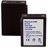 Cordless Phone Battery For Sony BT-9000 BP-T40 SPP-95 Uniden by EMPIRE
