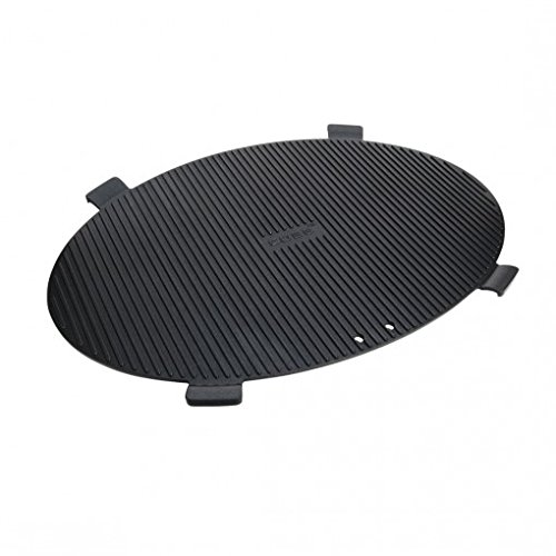 Cobb Barbecue 618 Supreme Griddle co618 dentelée Barbecue paltte Cobb Grill
