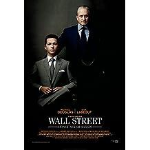 WALL STREET MONEY NEVER SLEEPS Original Movie Poster 27x40 DS - SHIA LABEOUF - MICHAEL DOUGLAS