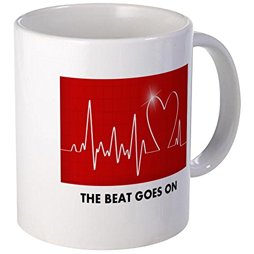 CafePress Post Heart Surgery Unique Coffee