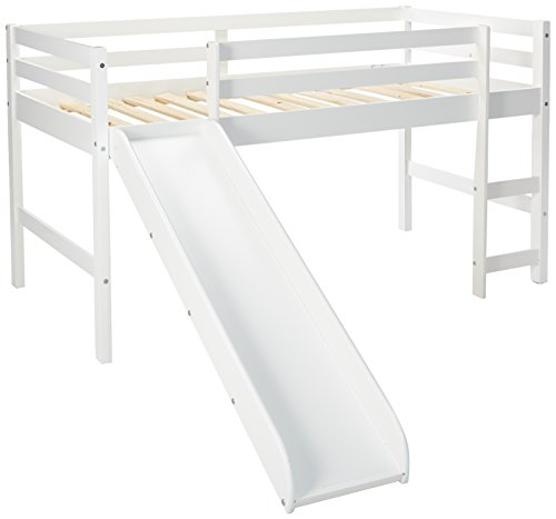 (DONCO KIDS 750TW Series Bed, Twin, White)