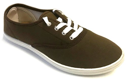 Colors Shoes Available Brown 18 up Shoes Lace 324 Womens Canvas Sneakers 18 x8qtz4Uw