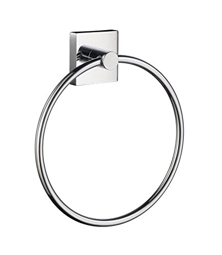 Smedbo Towel Ring (Smedbo SME_RK344 Towel Ring, Polished Chrome)