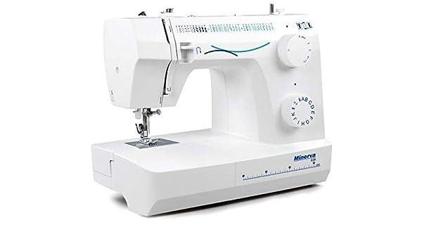 Minerva E20 Máquina de coser: Amazon.es: Hogar