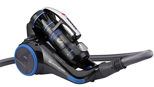 Hoover ST71 ST10 Cylinder 10L 700W A Black,Blue - vacuum cleaners (Cylinder, A, Dry, Home, Carpet, Hard floor, A)
