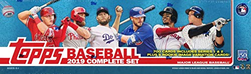 Topps 2019 Baseball Complete Retail product image