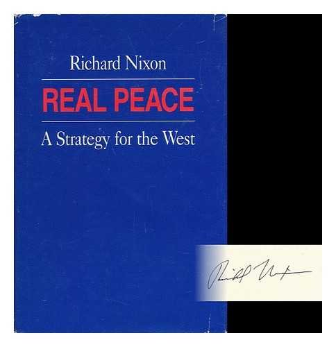 by Nixon, Richard (AUTOGRAPHED)