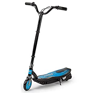 Bullet ZPS 140W Mini Electric Scooter for Boys with Charger, Blue