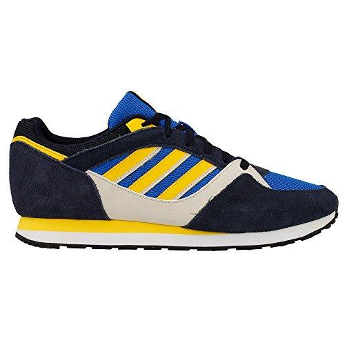 Originals 100 Blu Sneaker Adidas giallo 0 Uomo Zx HZwgH1qd