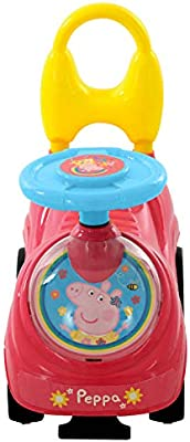 Peppa Pig M07215 - Sillón y Paseo, Color Rosa: Amazon.es ...