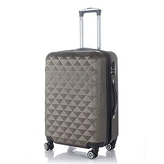 Zwilling Juego de maletines con ruedas 2066,rígidas, de viaje, M, L y XL, en 12colores