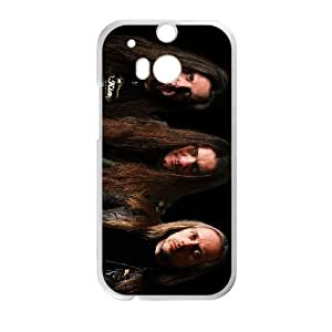 HTC One M8 Cell Phone Case Covers White Sodom T4527108