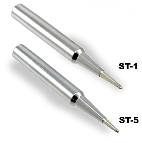 Weller ST1 and ST5 Screwdriver Tip Nozzle tip for WP25, WP30 and WP35 irons and WLC100 station, Soldering, Desoldering, Rework Tips, Nozzles
