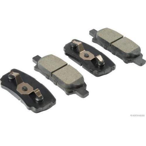 HERTH+BUSS JAKOPARTS J3615014 Brake Pad Set disc brake