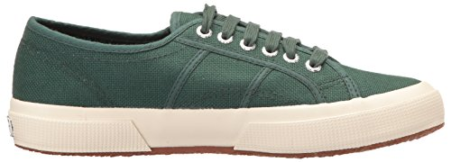 Women's 2750 310 Sneaker Forest Green Superga Cotu dZnqgwdR