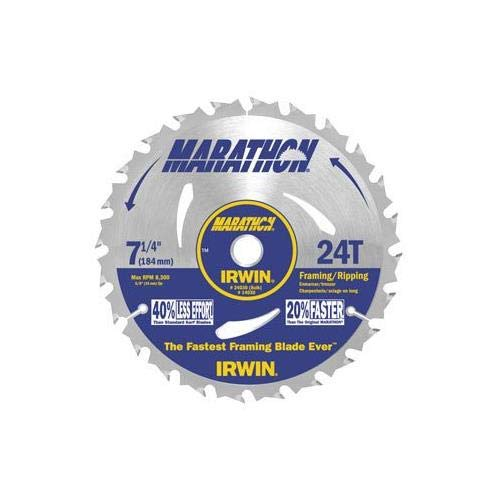 "7-1/4"" x 24 Tooth Circular Saw Blades (Pack of 50)"