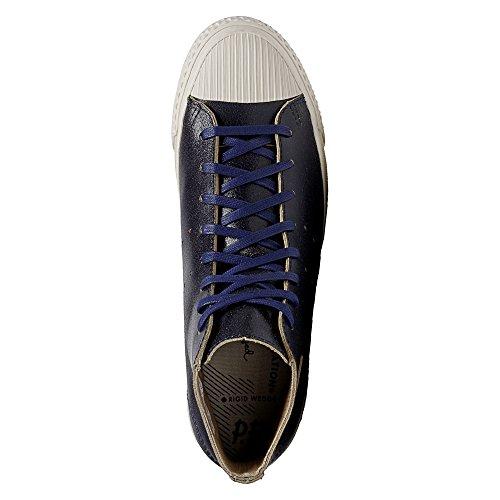 Pf Flyers Mens Rambler Hi Abisso Da Sneaker Di Moda In Pelle