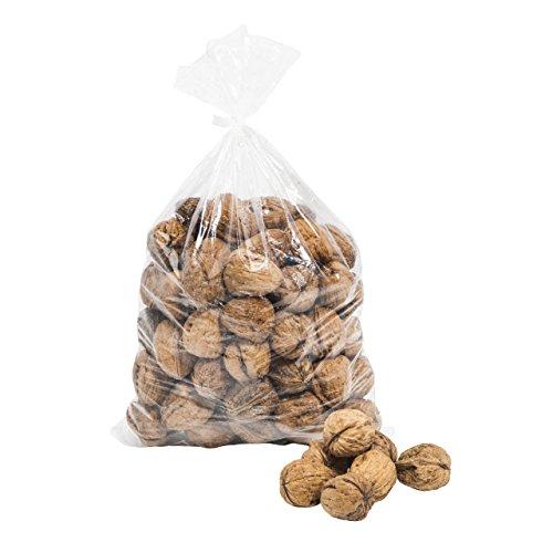 Boomers Gourmet - Walnüsse NEUE ERNTE 2016 mit Schale, Premium Qualität aus Chile - 1 kg - 1000 g