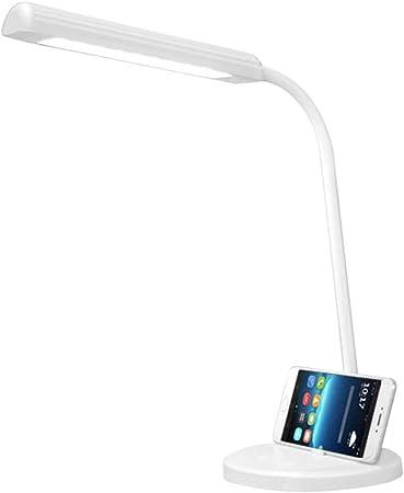 Luz de escritorio LED Lámpara de mesa led Lámpara de mesa Lámpara de mesa Soporte para