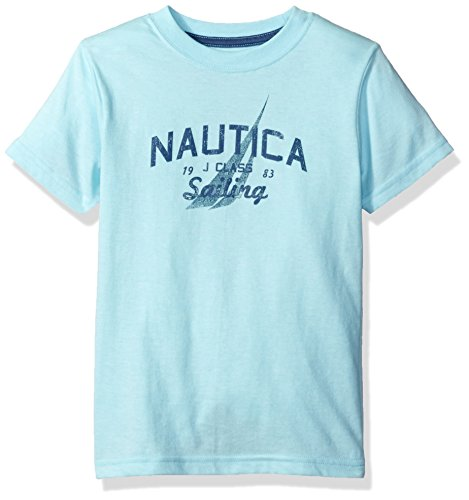 Nautica Short Sleeve Sailing Graphic