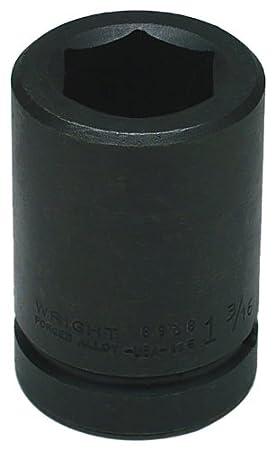 Wright Tool 89112 1 Drive 6 Point Deep Impact Socket 3-1//2 3-1//2
