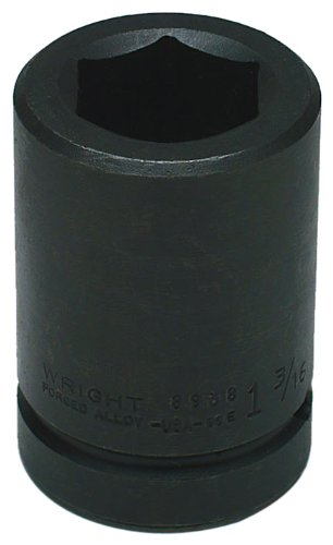 Wright Tool 8954 1-11/16-Inch with 1-Inch Drive 6 Point Deep Impact Socket by Wright Tool  B002M3XDB6