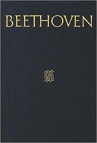 Ludwig van Beethoven thematisch-bibliographisches Werkverzeichnis