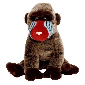 Amazon.com  TY Beanie Buddy - CHEEKS the Baboon  Toys   Games 68e996ca8d1
