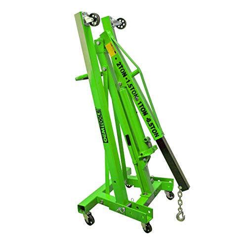OEMTOOLS 24830 2 Ton Folding Shop ()