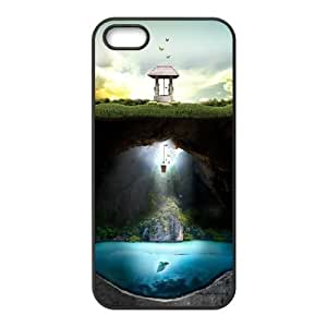iPhone 5 5s Cell Phone Case Black nature 39 JNR2049816