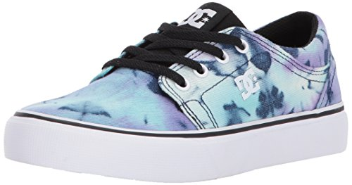 DC Kids' Youth Trase TX SE Skate Shoe, Multi, 1.5 M US Little Kid