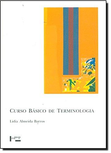 Curso Básico de Terminologia - Coleção Acadêmica