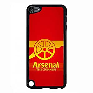 Arsenal Football Team Phone Funda Cover For IPod Touch 5th,Arsenal Football Team Phone Cover,Arsenal Football Team Cover Funda