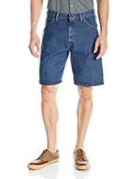 Authentics Men's Classic Relaxed Fit Five Pocket Jean Short