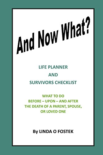 what to do when spouse dies checklist