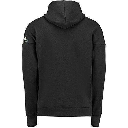 adidas Mens Gents Football Soccer Real Madrid UCL Anthem Jacket Top - Black  - 2XL  Amazon.co.uk  Clothing 8b8c4da7b1d9b