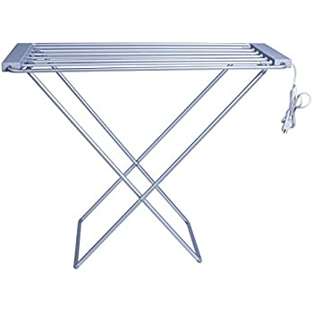 Captivating MAYKKE Arrabelle 100W Electric Laundry Clothes Drying Rack, Foldable Portable  Clothes Dryer Airer Warmer UL