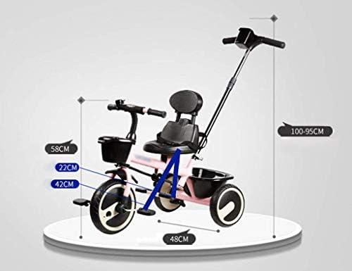 Triciclo Niños Bebé Carrito Preescolar Bicicleta Niño Niños ...
