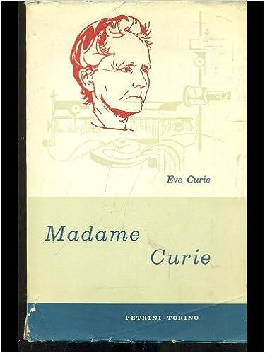 Téléchargement gratuit ebook allemand Madame curie B0000DP7CS PDF RTF DJVU