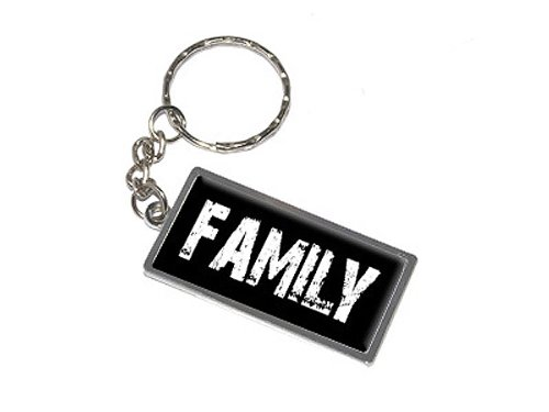 Graphics and More Family Keychain Ring (K0283)