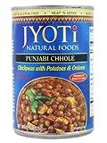 Jyoti Natural Foods: Punjabi Chhole (1 x 15oz)