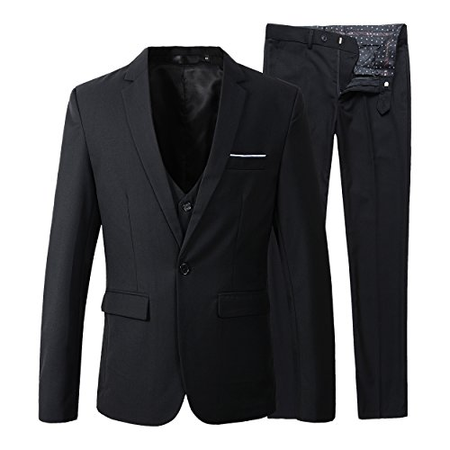 benibos-mens-slim-fit-suit-blazer-jacket-tux-vest-pants-3-pieces-suit-set-xl-black