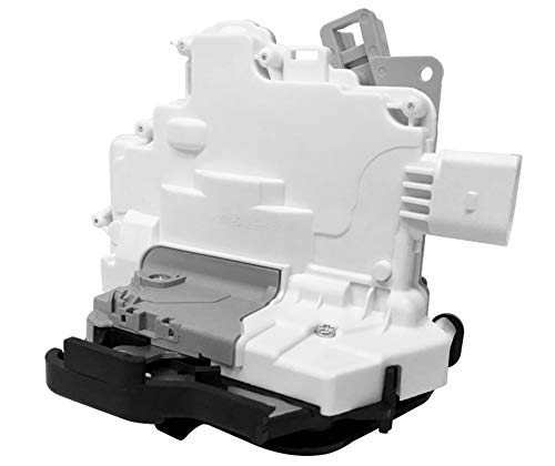 Exerock 8E18370156AA Front Right Door Lock Latch Actuator for Audi C6/A3/A6/A8 4F1837016(7 Pins)