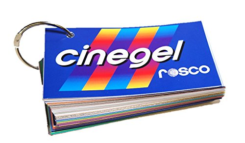 Rosco Large 3x6 Cingel Swatchbook by Cinegel