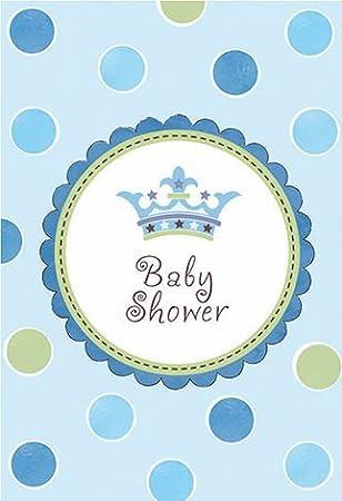 Set De 32 Tarjetas De Invitación Con Diseño De Baby Shower