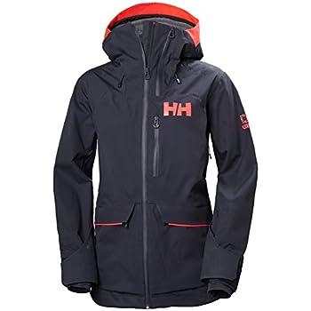 ab3d8a9857 Amazon.com  Helly Hansen Women s Aurora 2.0 Waterproof Shell Ski ...
