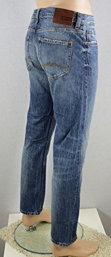 Mustang New Oregon Tapered Slim Fit Herren Jeans hosen Low Rise Slim Leg