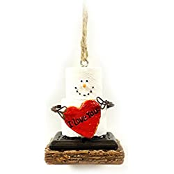 S'Mores I Love You Christmas/ Valentine's Day/ Everyday Ornament